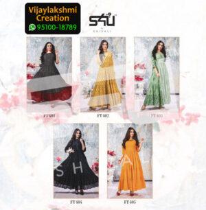 S4U Flairy Tales Vol 4 Cotton Kurti Full Catalogue