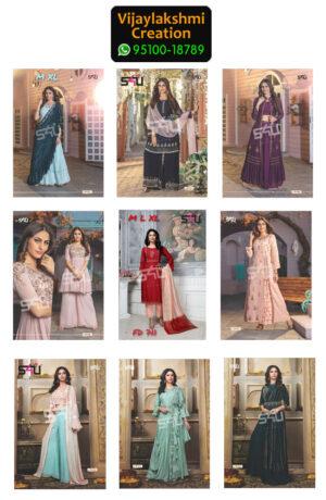 S4u Festive Diaries Vol 7 Cotton Kurti in Single and Full Catalogue