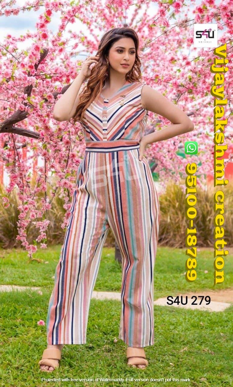 s4u jumpsuit design s 279