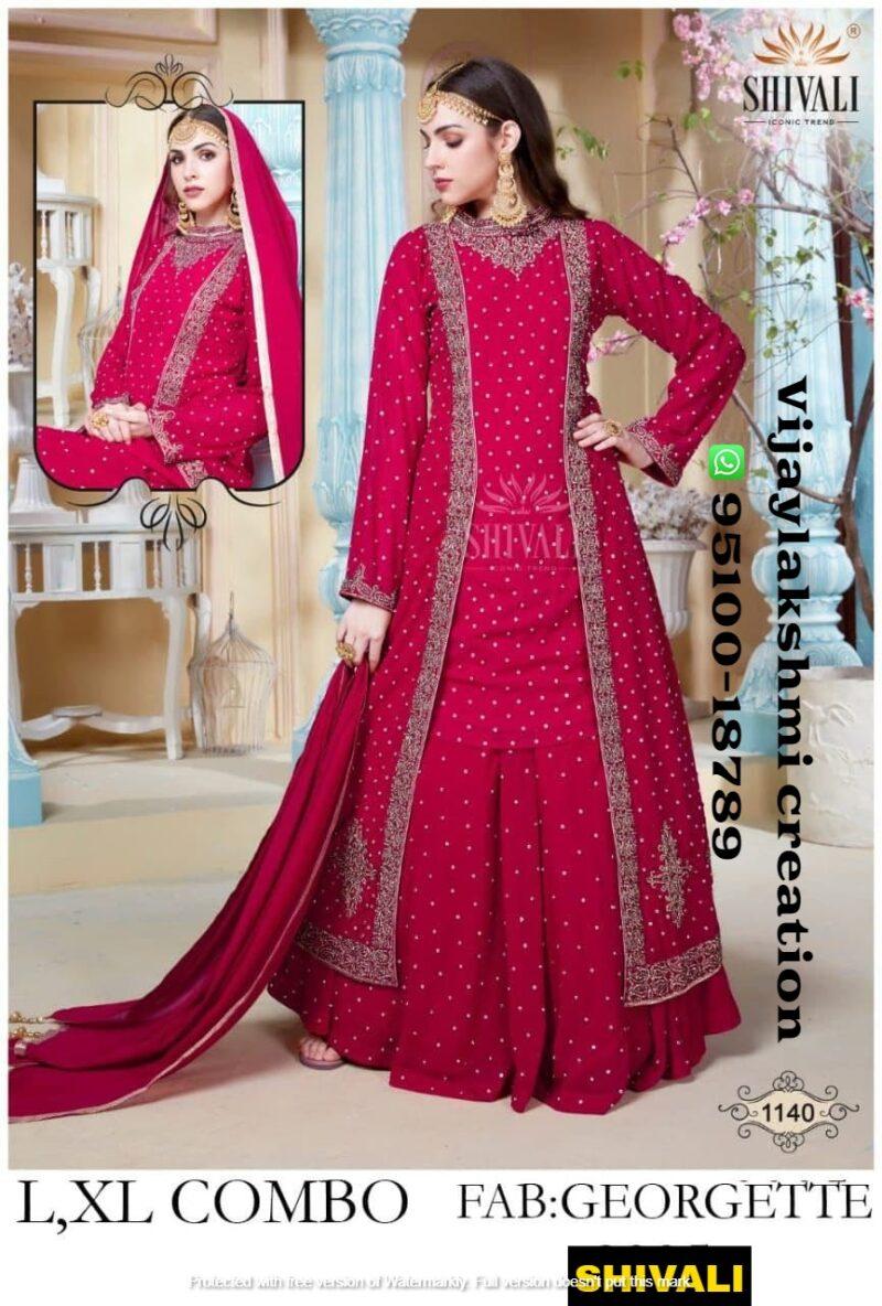 shivali 1140 indo wester dress