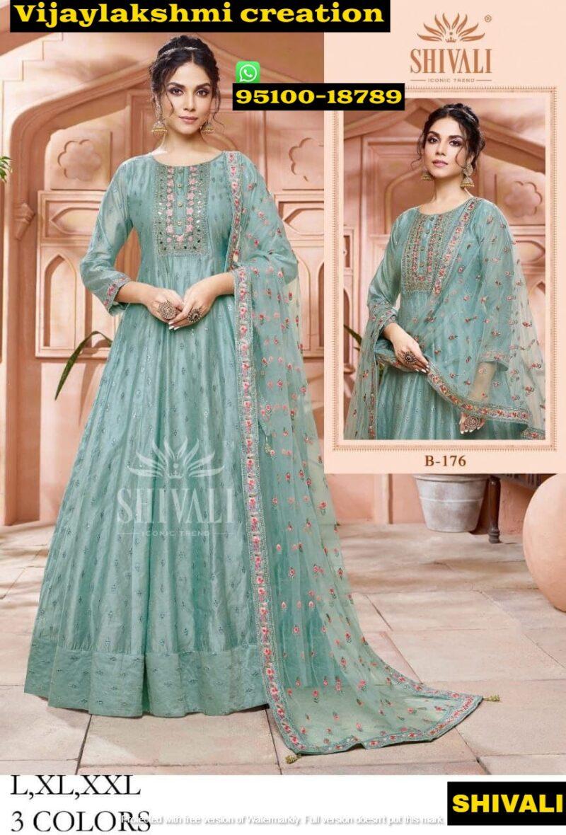 shivali b 176 gowns