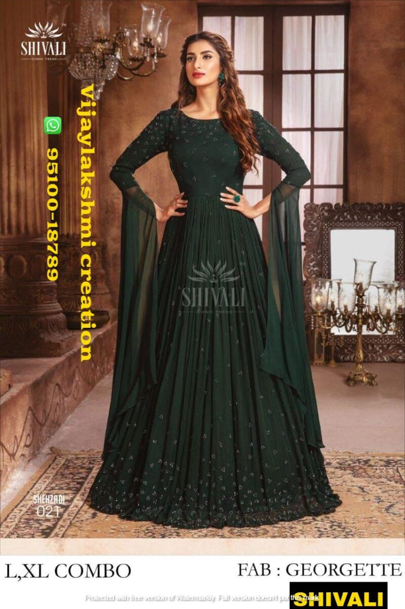 Shivali Shehzadi 021 wedding collection