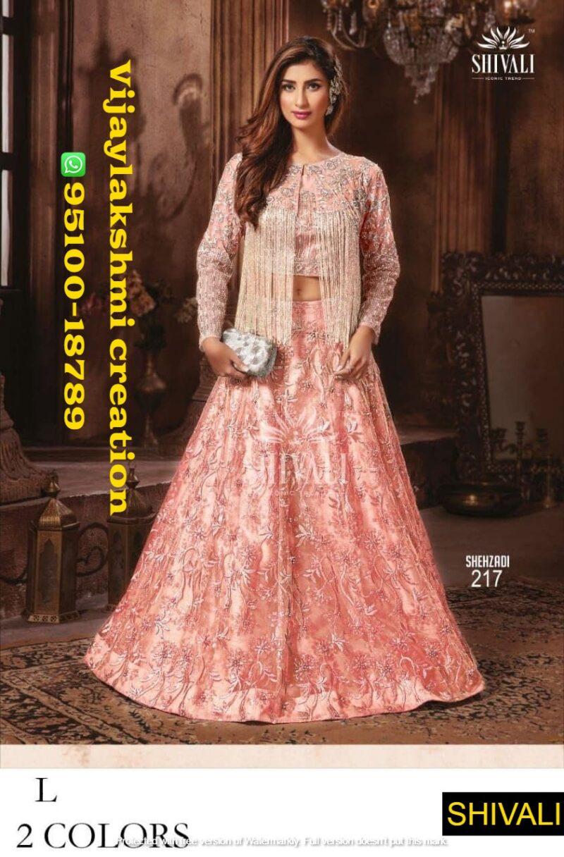 Shivali Shehzadi 217 wedding collection