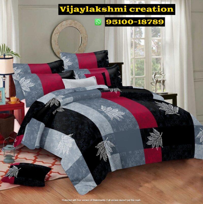 Procion Cotton King Size Bedsheet ctm 7