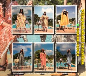 Tropical Kaftans by s4u Full Catalog