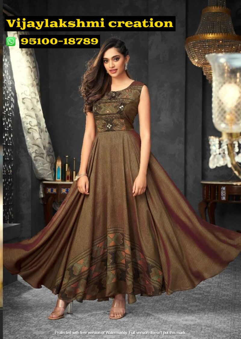 hiva flow 8 101 a long gown