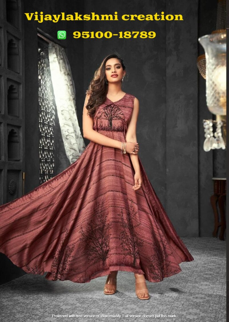 hiva flow 8 102 a long gown