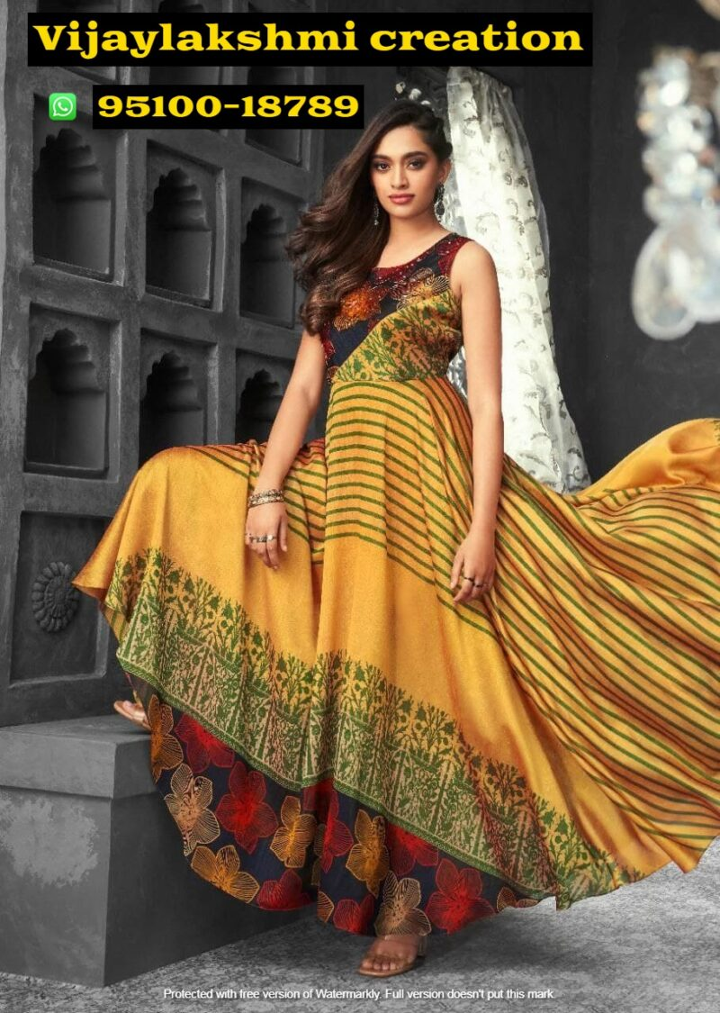 hiva flow 8 107 a long gown