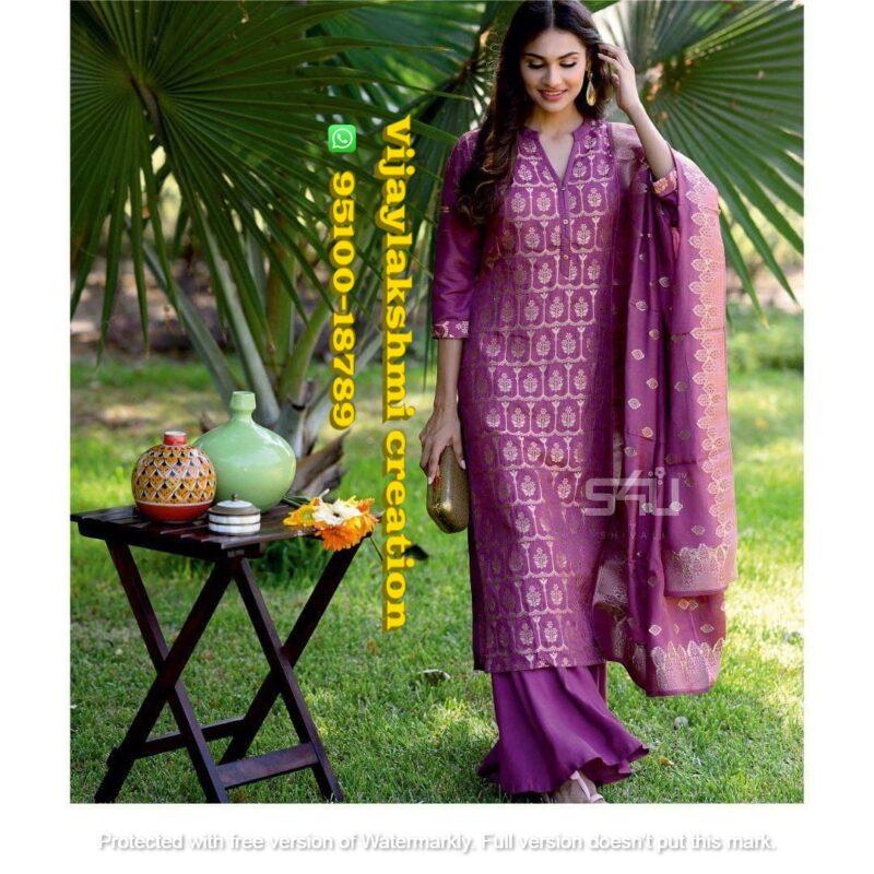s4h banarasi 001 kurta sharara dupatta set in singles and full catalog