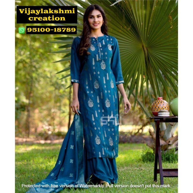 s4h banarasi 004 kurta sharara dupatta set in singles and full catalog