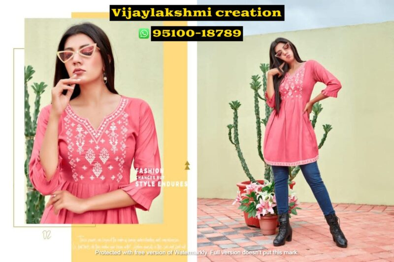 tips and tops bubbly short tops with embroidery full collection