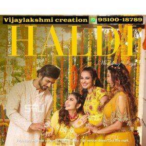 S4U Haldi Wedding Saga vol 1 in singles and full catalog